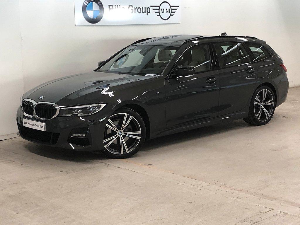 BMW 320 d xDrive Touring Aut M Sport Innovation   H&K   Navi   Drag   Ku