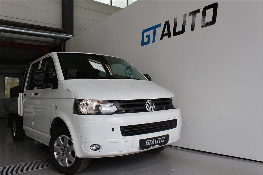 Volkswagen Transporter 140hk DH KRAN 4WD 1,95% Ränta
