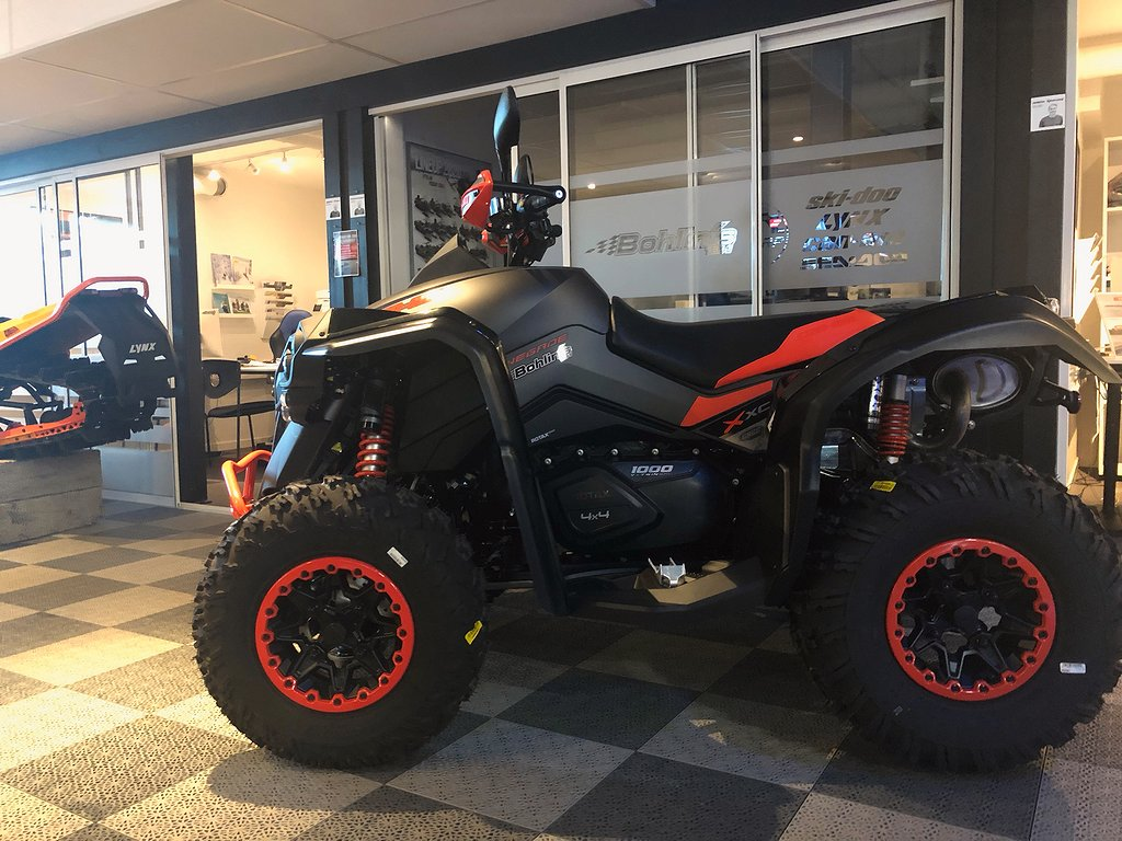 Can-Am Renegade XXC 1000 T3B ABS -21