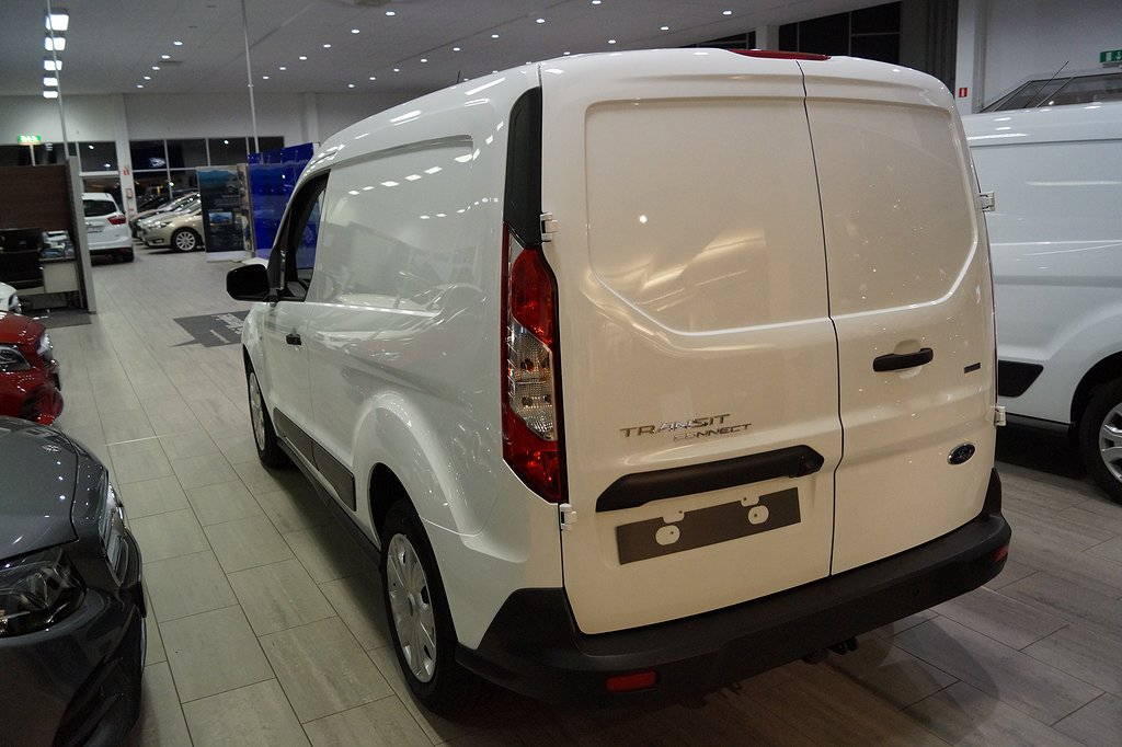 Ford Connect *Nya Modellen* L2 1.5 TDCi EcoBlue 120hk Trend Aut
