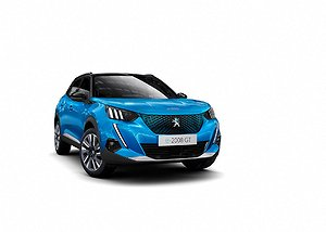 Peugeot släpper nya 2008 som elbil