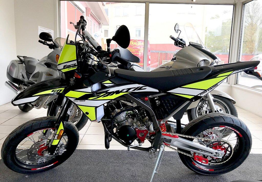 Fantic Motor Performance 50M Svart