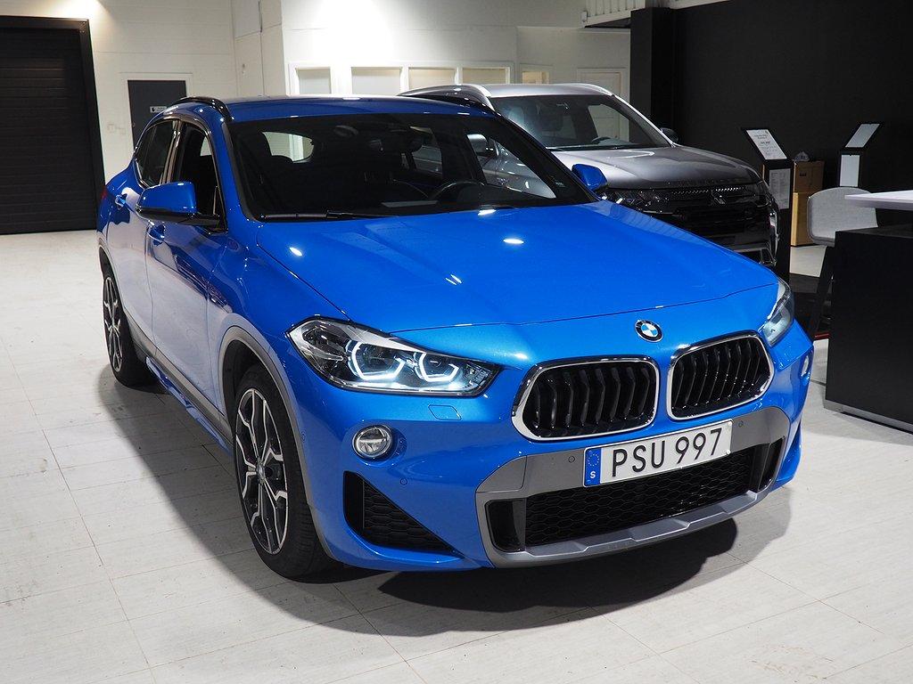 BMW X2 xDrive20d M-Sport X Aut Innovation Ed 2018