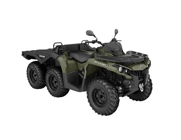 Can-Am OUTLANDER 6X6 DPS 650 T3B