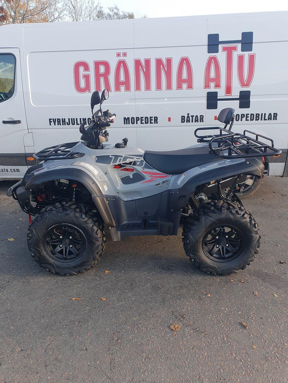 TGB Blade 520 EFI/EPS OMG LEV Gränna ATV