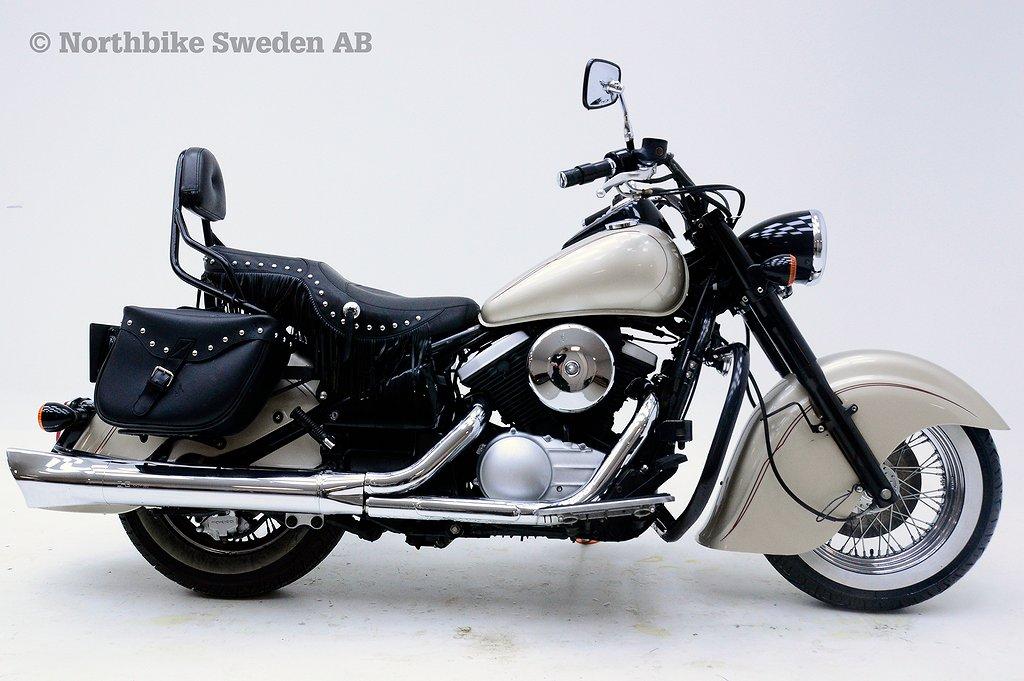 "Kawasaki VN800   ""Fri hemleverans"""