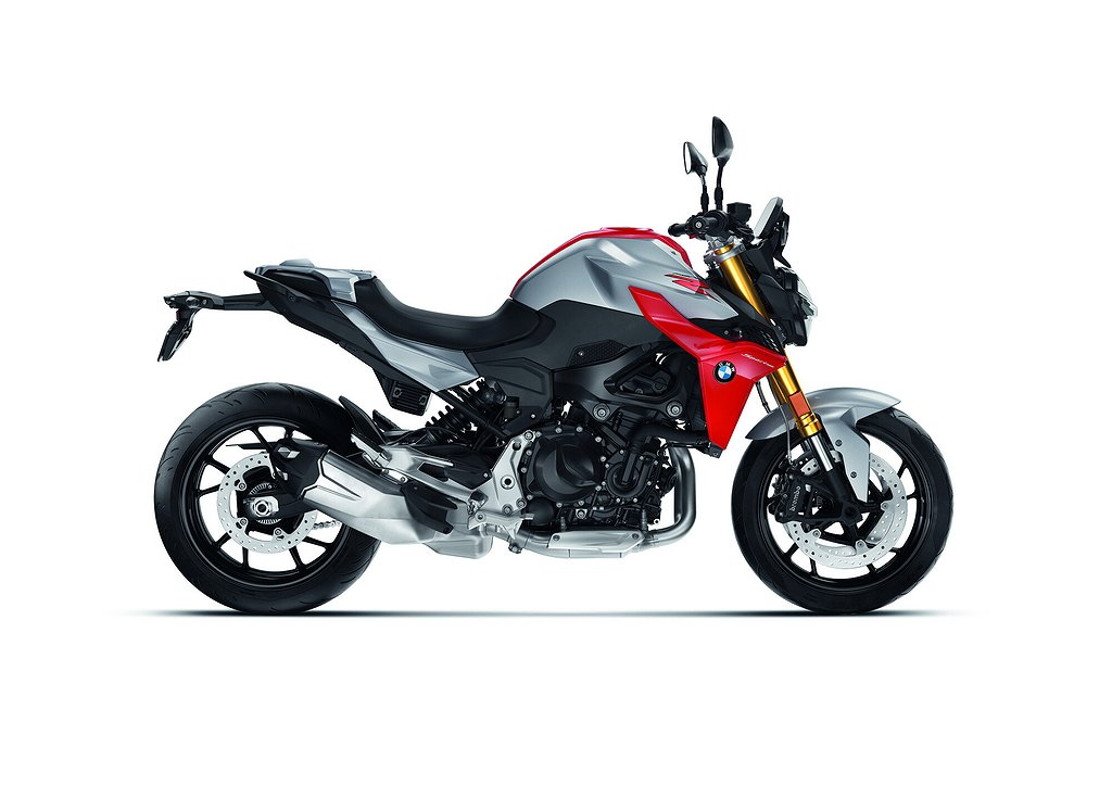BMW F 900 R Racing Red *Fri Frakt*