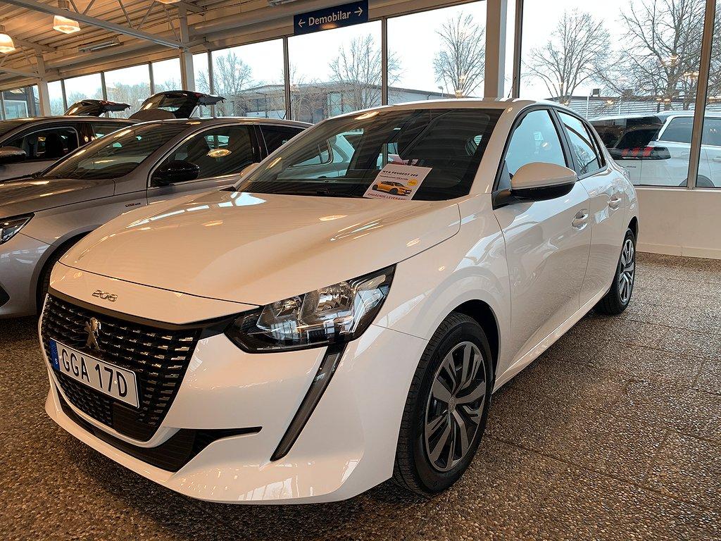 Peugeot 208 ACTIVE PT 75 OMG LEV