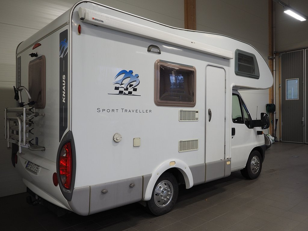 Knaus Sport Traveller 500 MÄSSA 23-25OKT 1,45% 2006