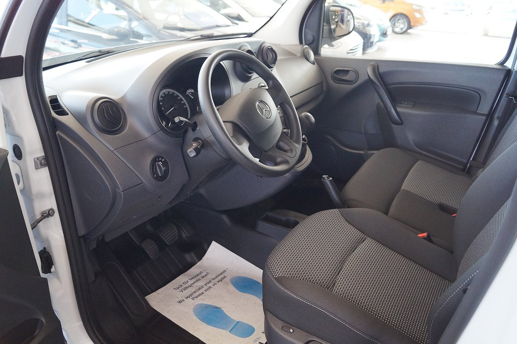 Mercedes-Benz Citan 109 CDI // extralång