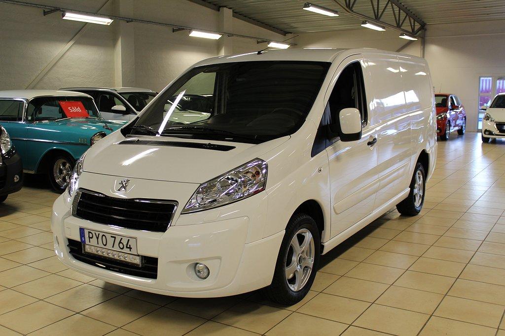 Peugeot Expert L2H1 2,0HDi 163hk Pro+