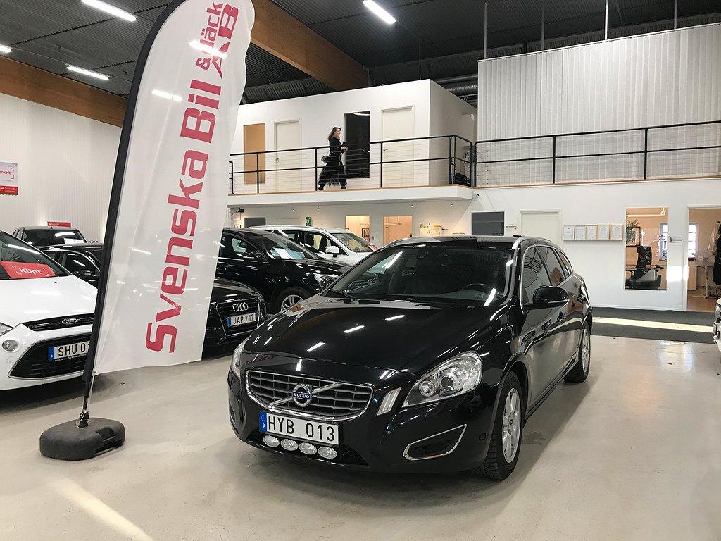 Volvo V60 T4F Summum 180hk 1,65%RÄNTA