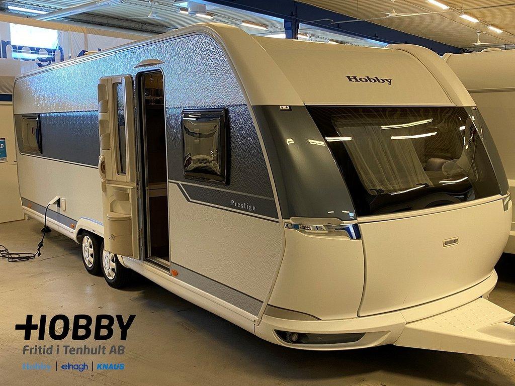 Hobby 650 KFU Prestige Förtält/Mikro