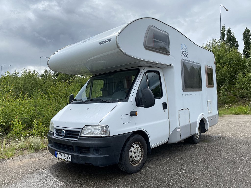 "Knaus Sport Traveller 500 D ""All inclusive"""
