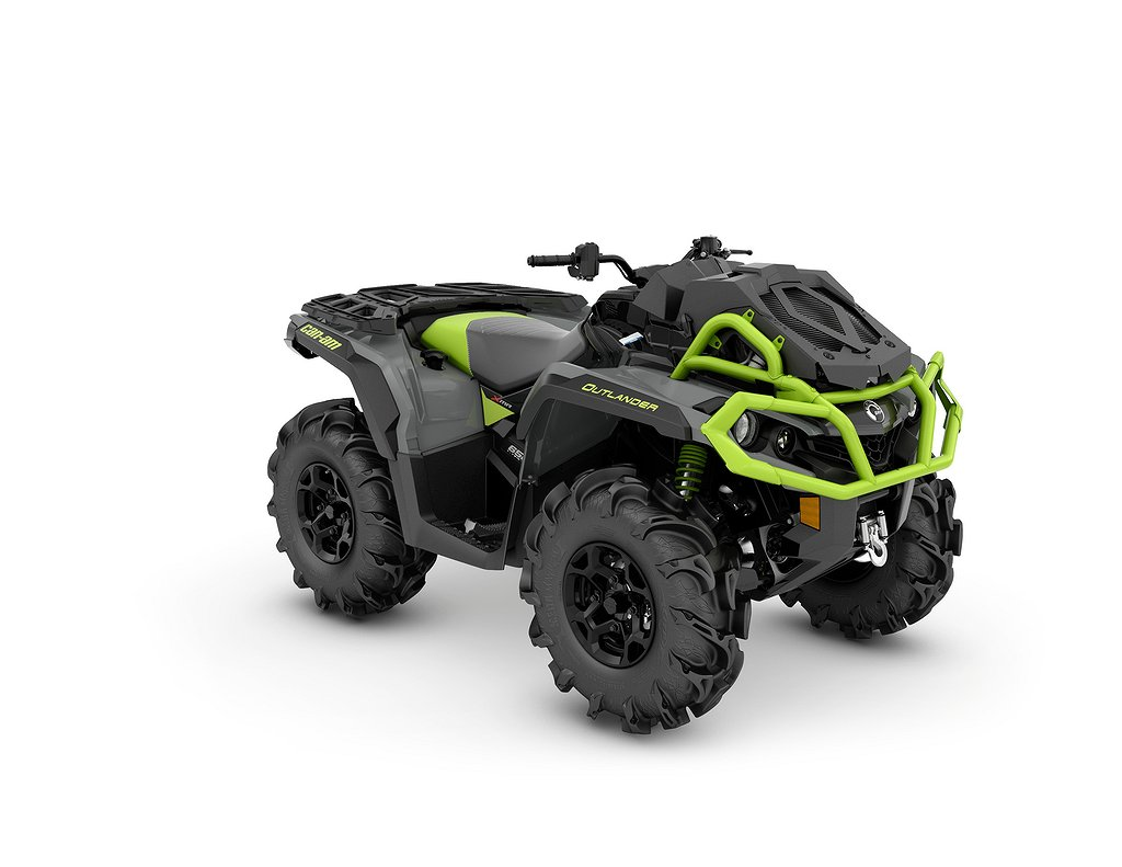 Can-Am Outlander 650 XMR *KAMPANJ*