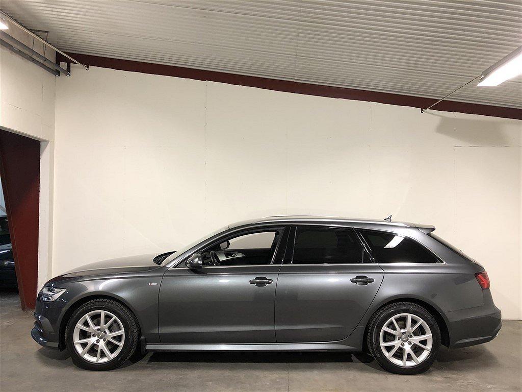 Audi A6 2.0 Tdi (190hk) Ultra S-Line Aut