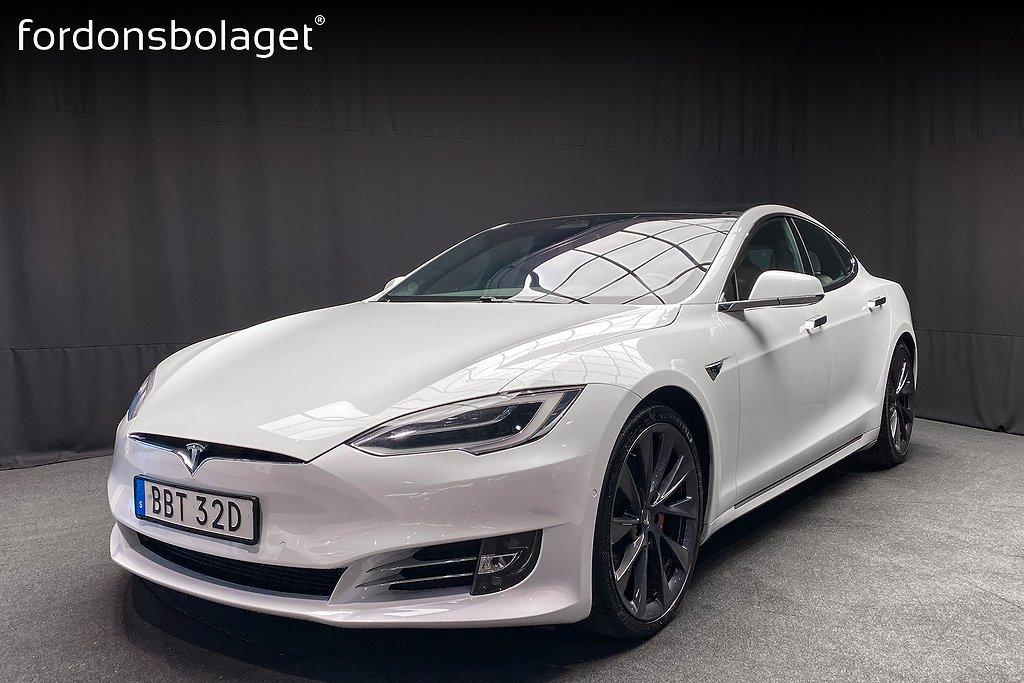 Tesla Model S Performance Ludicrous FSD