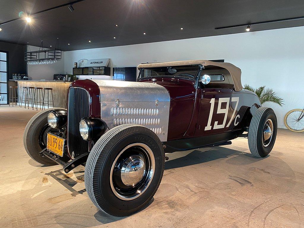 Ford Model B Roadster Hot Rod