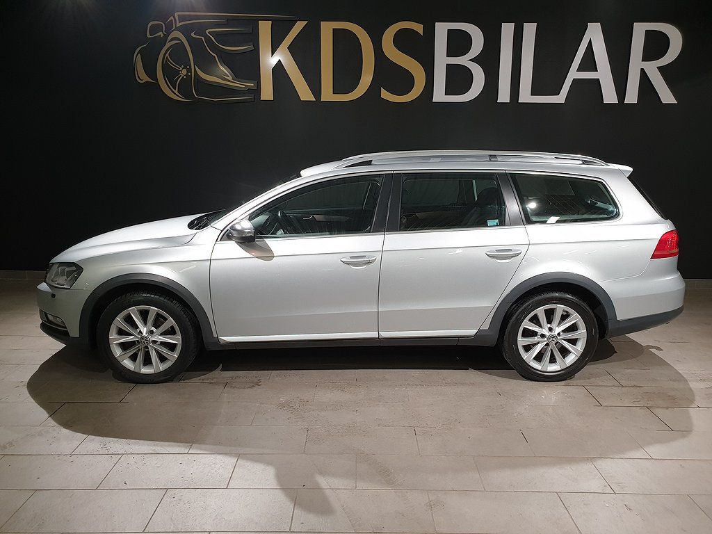 Volkswagen Passat Alltrack 2.0 TDI 4M Premium 177hk