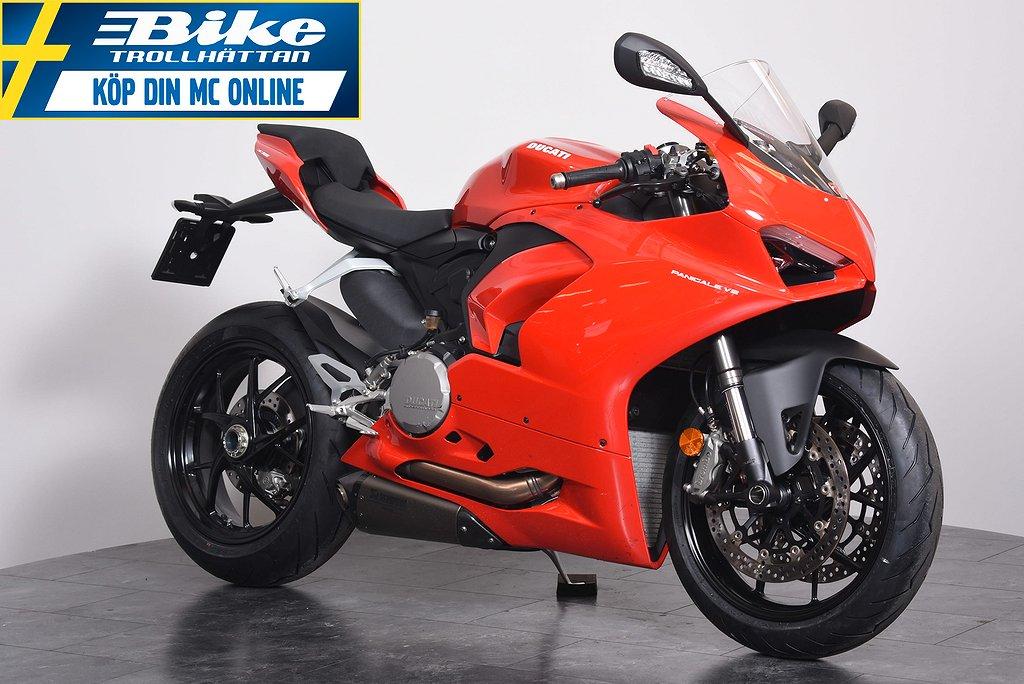 Ducati Panigale V2 AKRAPOVIC, SPARA 24.531:-