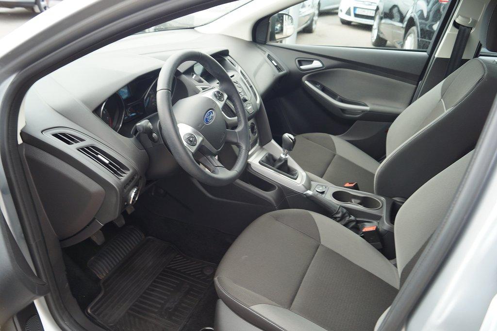 Ford Focus 1.6T Flexifuel 150hk Trend 5D