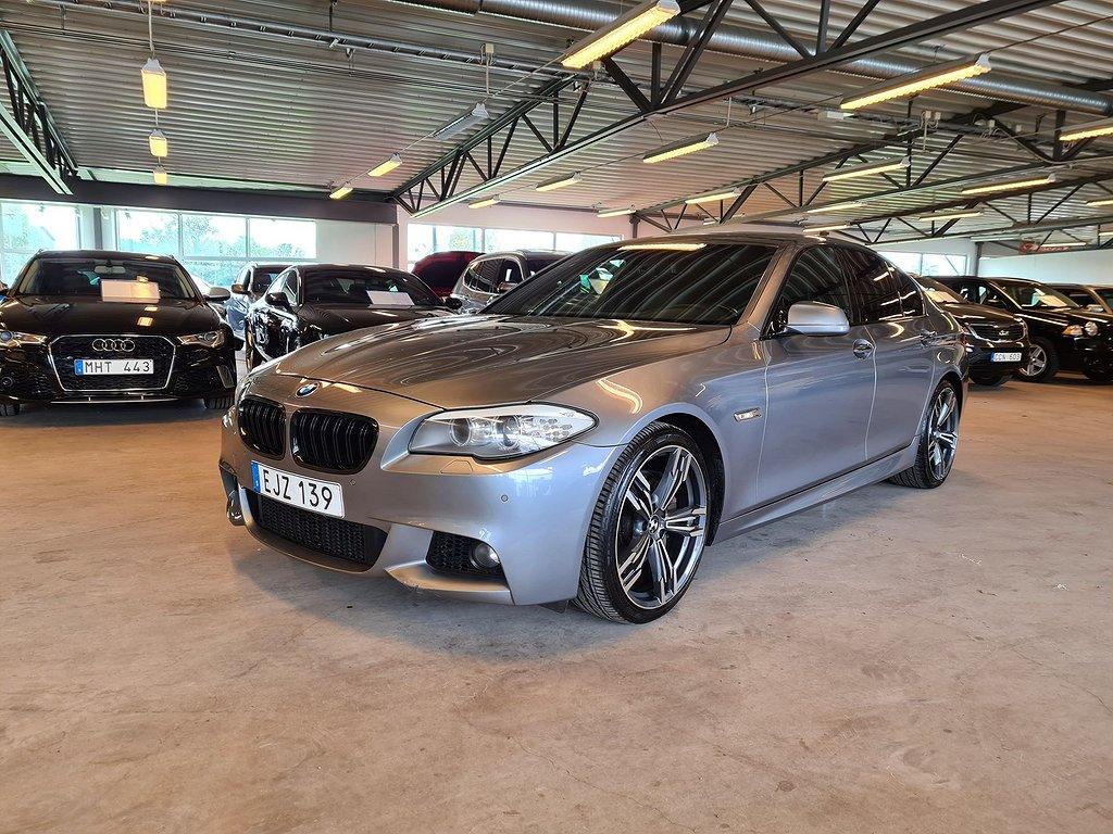 BMW 535 d Sedan Steptronic M-Sport 299hk Sv- Såld