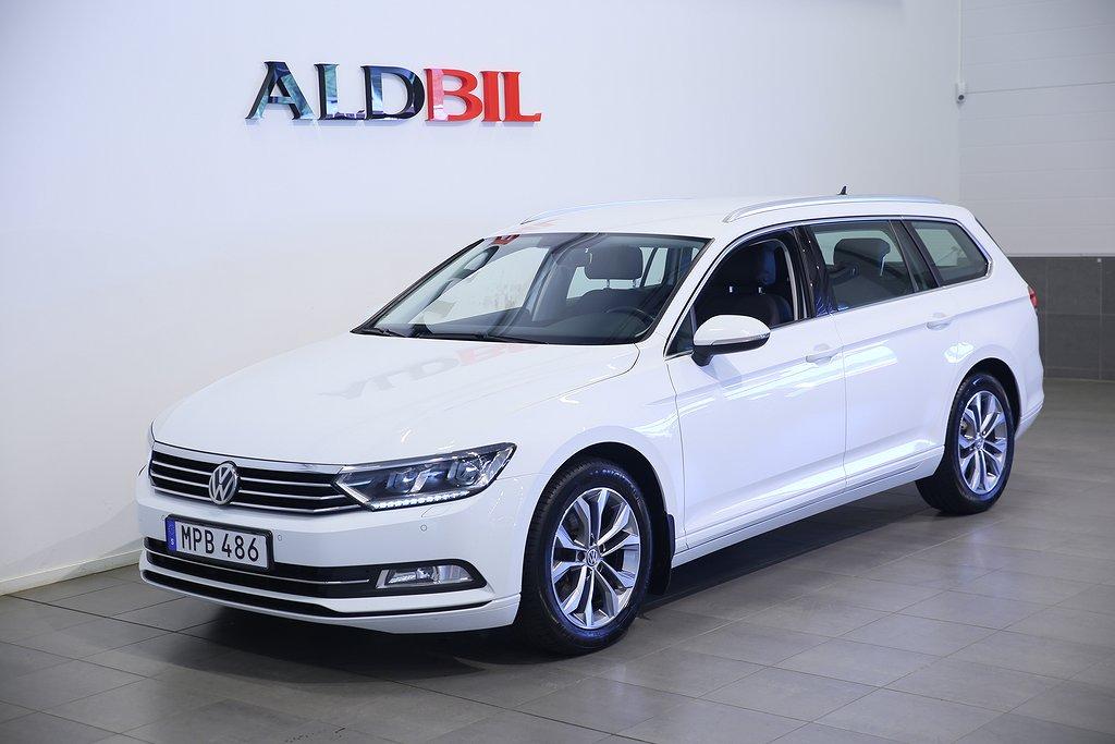 Volkswagen Passat TDI 150hk EU6 Executive (P-värmare, Drag)