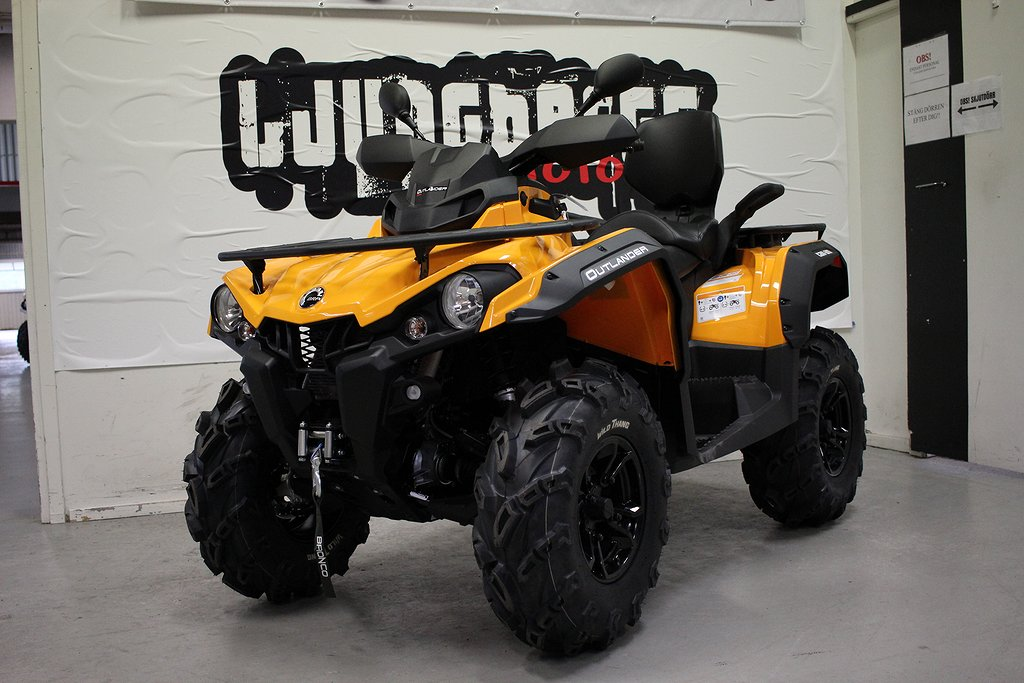 """Can-Am Outlander 570 MAX DPS T3B ABS """"MUD EDITION"""""""