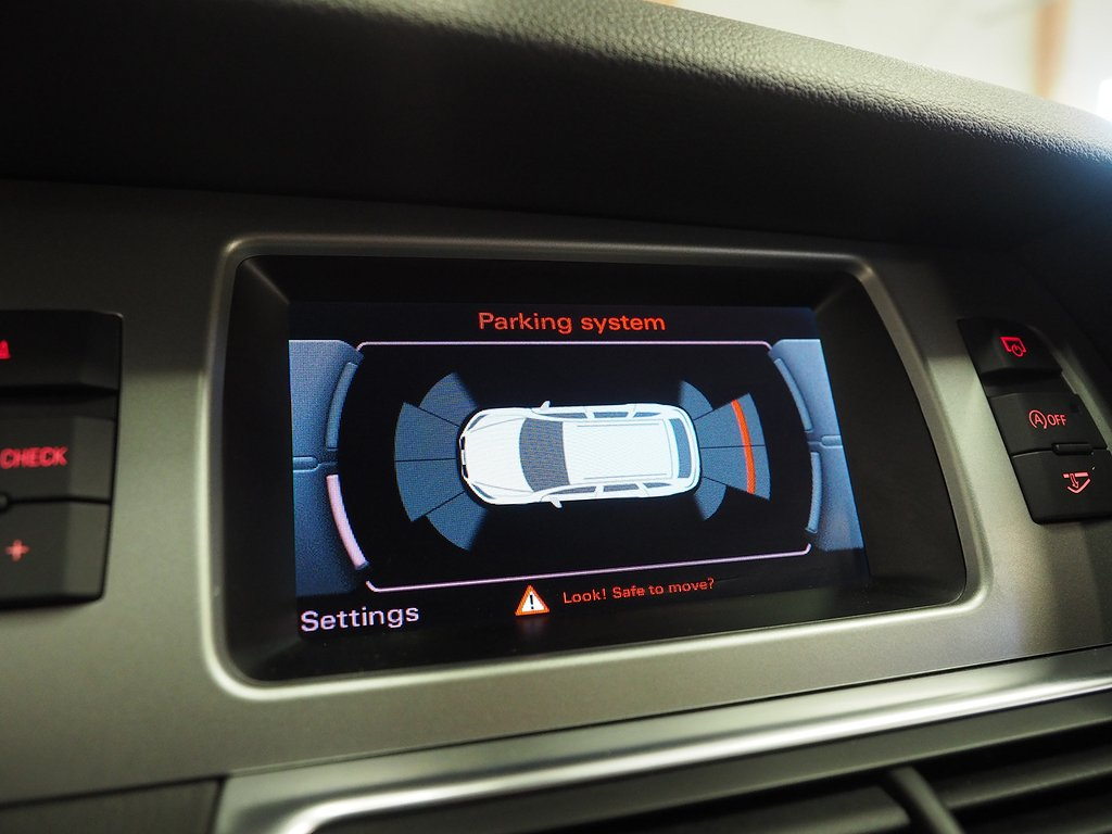 Audi Q7 3.0 TDI V6 Quattro Aut S-Line 7-sits 204hk 2015