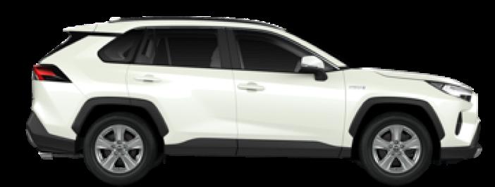 Modellbild av en Toyota RAV4