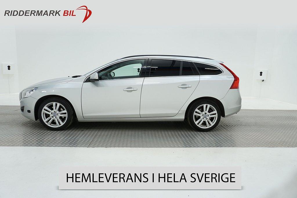 Volvo V60 D4 Momentum Voc Navi Dvärm Drag Skinn Tlucka 163hk