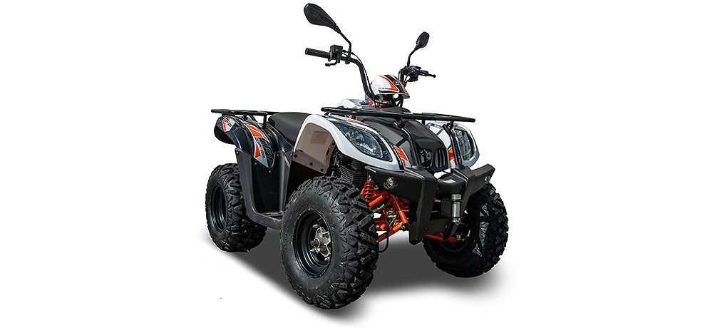 Goes COPPER Sveriges billigaste traktor-b ATV!