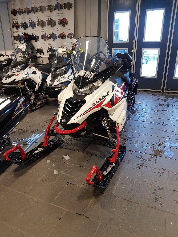Yamaha Viper MTX LE 162