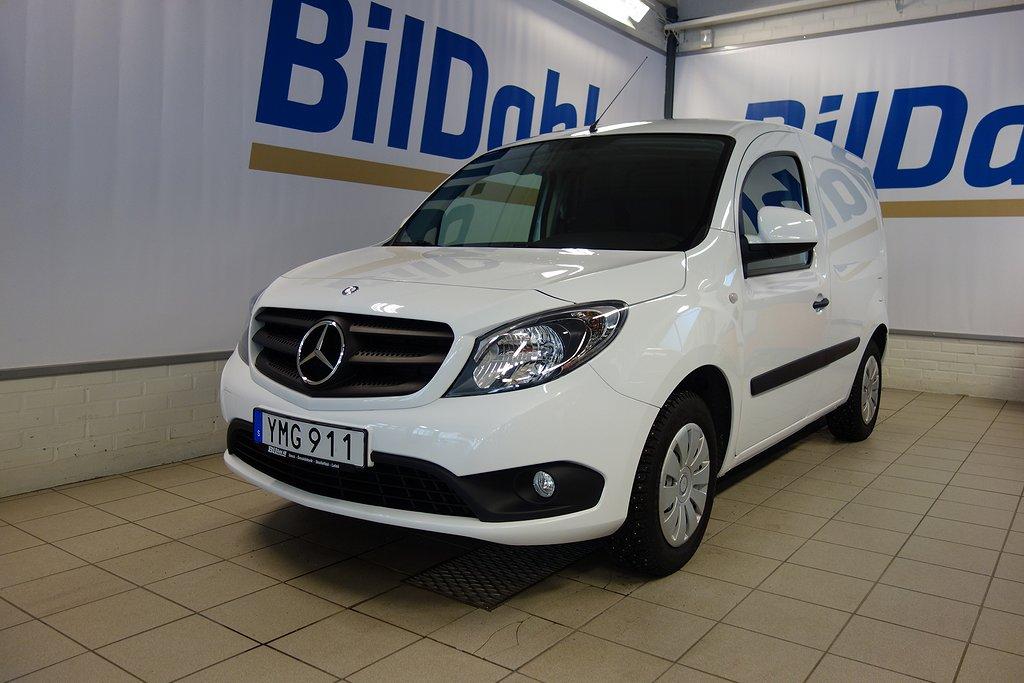 Mercedes-Benz Citan 111 CDI Manuell 110 hk Citan 111CDI  110hk L