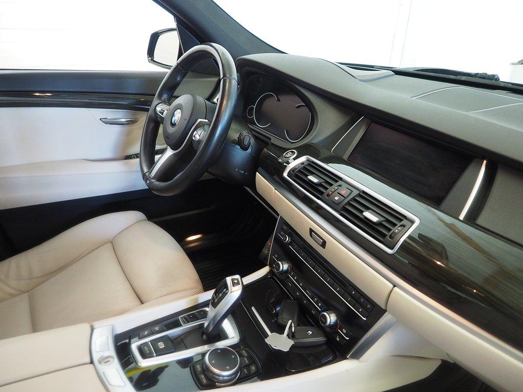 BMW 530 d xDrive Gran Turismo M Sport 258hk D-värmare, Drag 2016