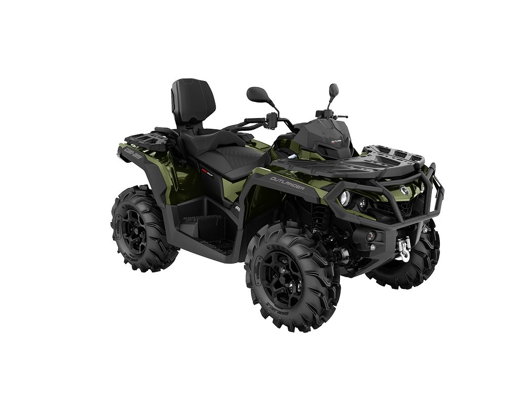 Can-Am Outlander max 650 XU T Traktor