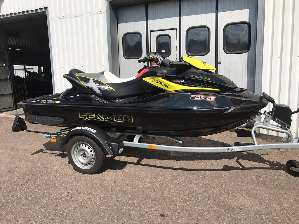 Sea-Doo RXT-X 260 RS 3sits