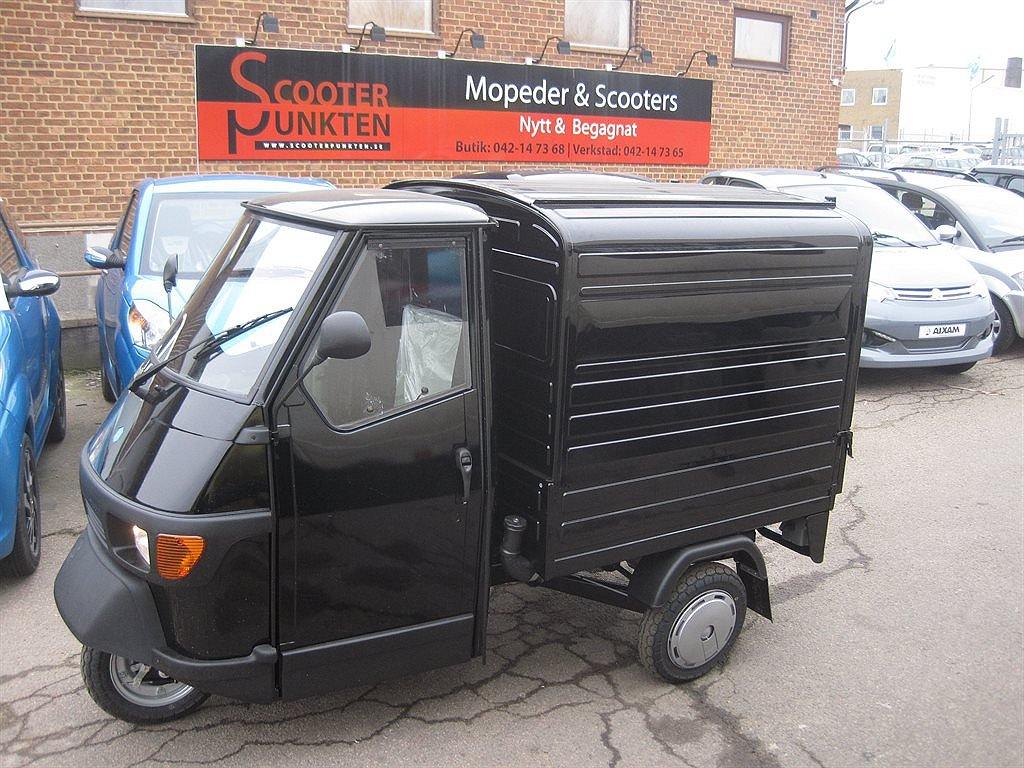 Piaggio APE 50 Van