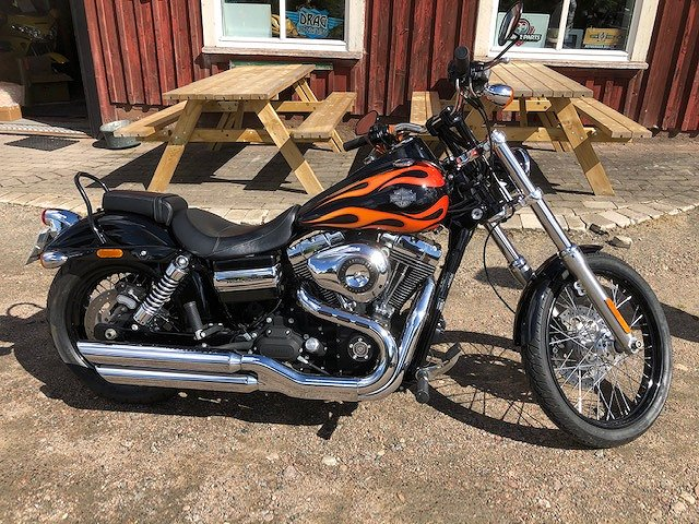 Harley-Davidson HARLEY Dyna Fxdwg