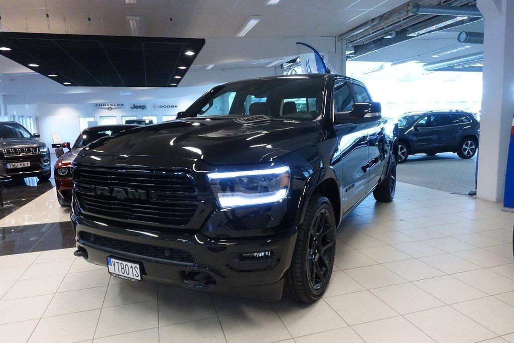 Dodge Ram 1500 Laramie Night Editon**Årsskatt 2.516kr