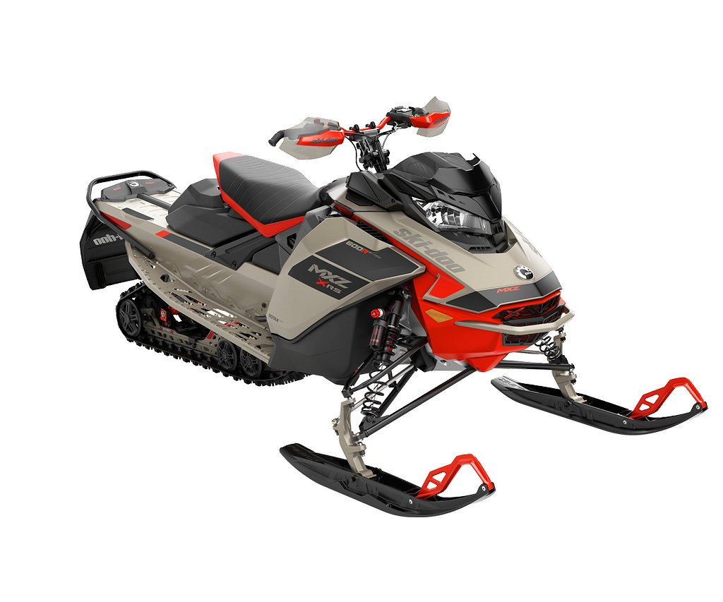 Ski-doo MXZ X-RS 600R E-TEC -21