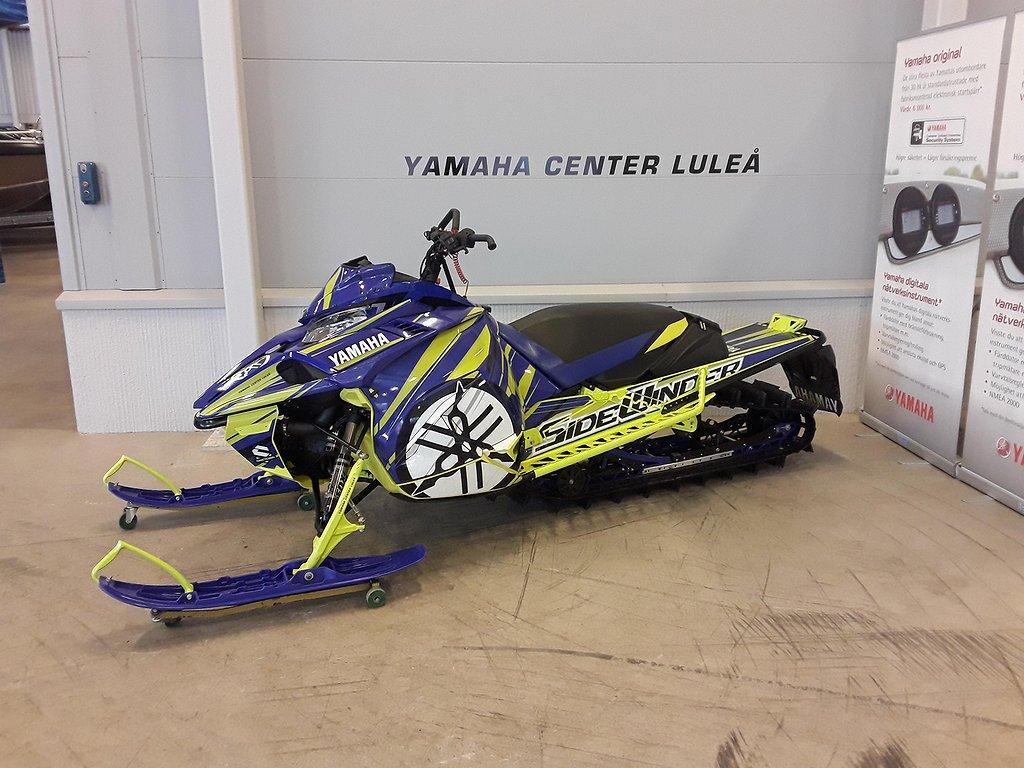 Yamaha Sidewinder MTX 153 240HK