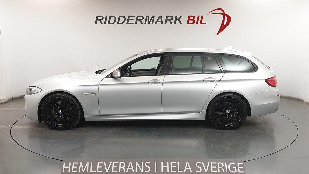 BMW M550d xDrive Touring, F11 (381hk)