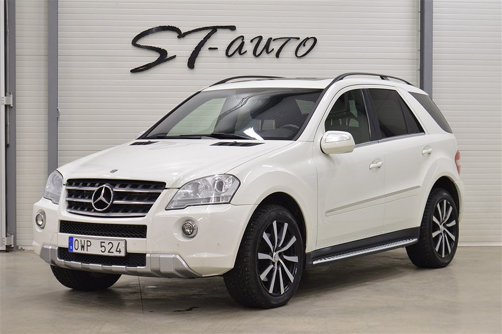 Mercedes-Benz ML 450 CDI 4Matic 7G-Tronic Aut 306Hk