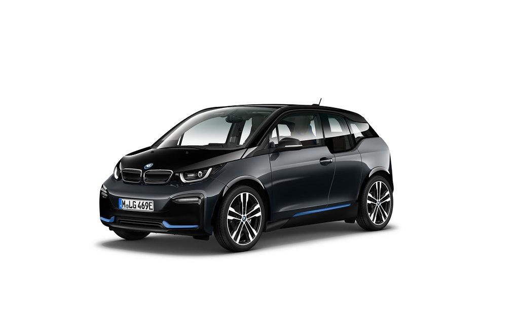 BMW i3s Charged 12mån 0:- kont. Ink Metallic - Autowåx Bil
