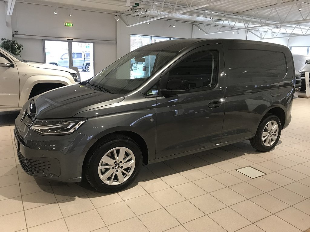 Volkswagen Caddy Skåp Cargo 2.0 TDI EU6 75hk Drive Premium