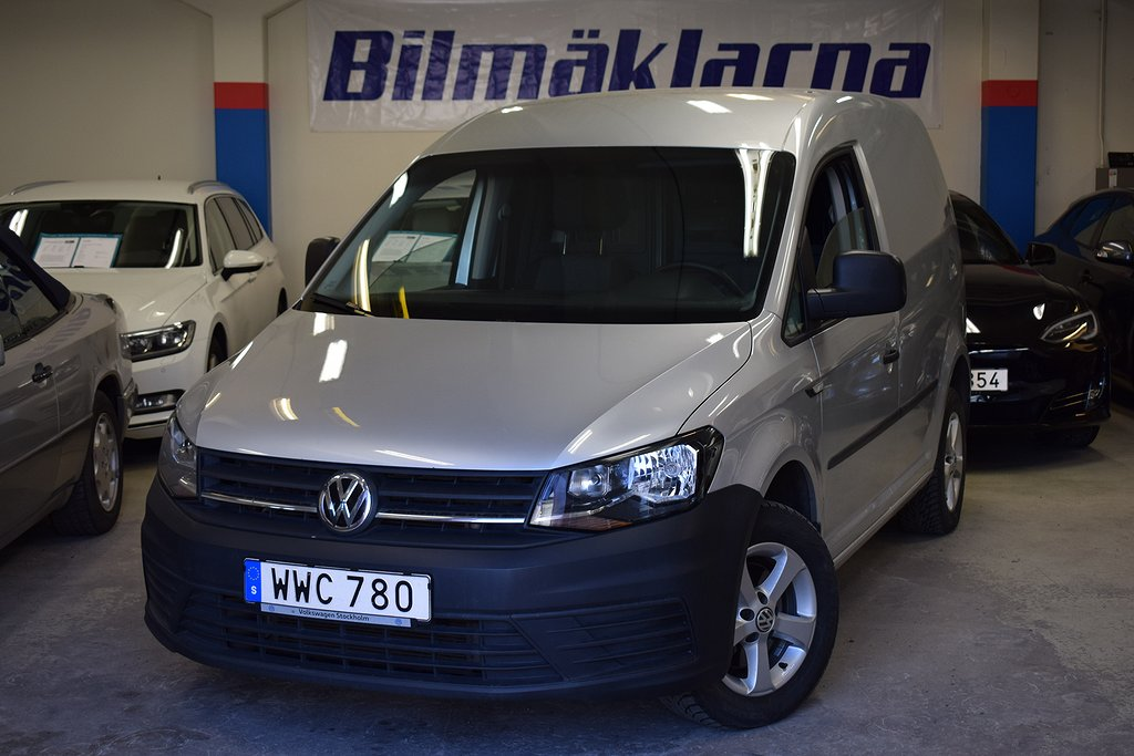 Volkswagen Caddy Panel Van 2.0 TDI  DSG/DRAG/MOMS