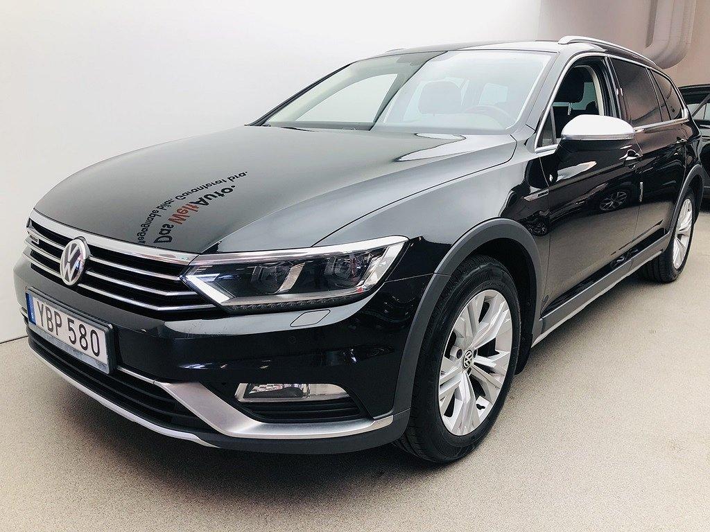 Volkswagen Passat Alltrack 2.0 TDI 4M Executive/Drag/Värmare