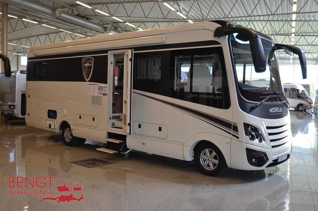 Morelo Loft Premium 87 LB - Iveco Daily 70 C18