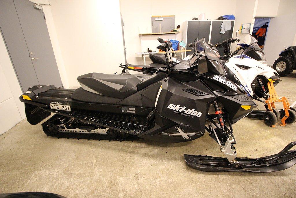 Ski-doo Renegade Bc 800 i bra skick 566mil  -11